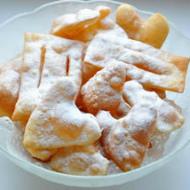 Чешское печенье «Божьи милости»